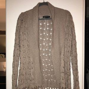 Light Brown Macys Sweater
